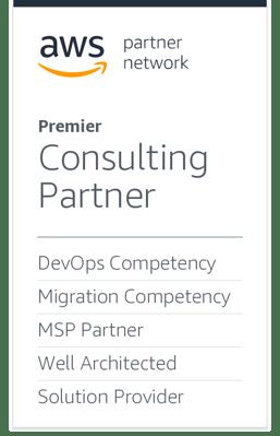 AWS Premier Partner - Cybercom